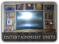 Custom Entertainment Buit-in Units