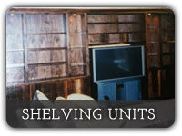Shelving Units and Bookshelves